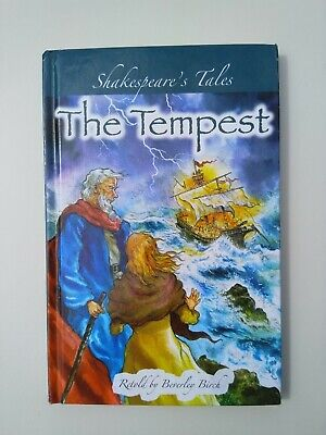 £1.30 • Buy The Tempest, A Short Illustrated Retelling Of Shakespeare's Story 77 Pages