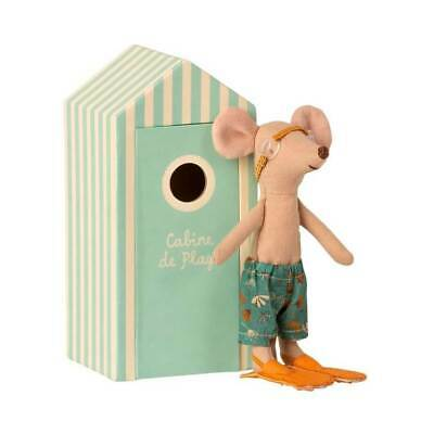 £25.50 • Buy Maileg Mice Big Brother Beach Mouse In Cabin De Plage - 2021 - BRAND NEW