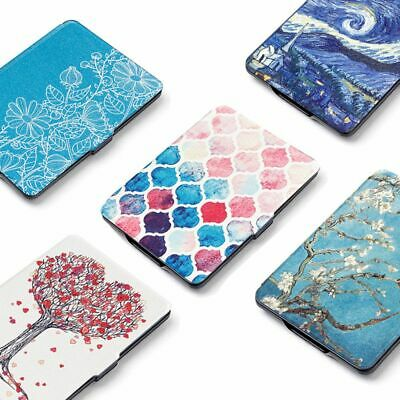 AU10.05 • Buy Magnetic Shell E-Reader Cover Smart Case For Amazon Kindle Paperwhite 1/2/3