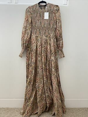 AU227 • Buy ZIMMERMANN Dress Size 0 Brand New With Tags