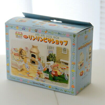 £32.14 • Buy Sylvanian Families RING RING PIZZA SHOP MI-11 1999 Calico Critters Epoch Japan