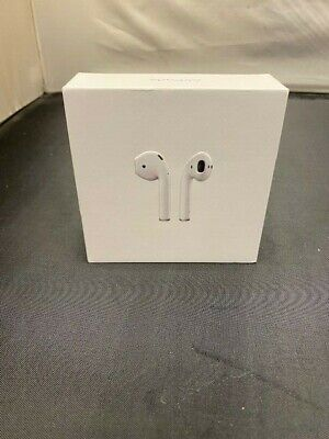 AU149.48 • Buy Apple AirPods 2nd Generation With Charging Case - White (MV7N2ZM/A)