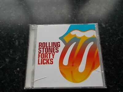 £8 • Buy THE ROLLING STONES 3 CDs JOB LOT FORTY LICKs SOME GIRLS VOODOO LOUNGE