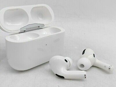 AU101.90 • Buy Apple AirPods Pro With Wireless Charging Case - White - MWP22AM/A -NR5223