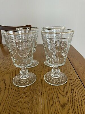 £14.99 • Buy 4 X La Rochere Versailles - Wine/Water Glass - 400ml - Made In France. 16.5 Cms