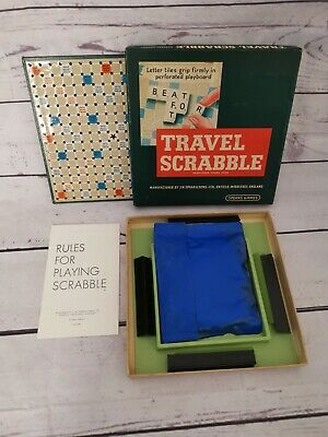 £11.99 • Buy Travel Scrabble Spears Games Complete