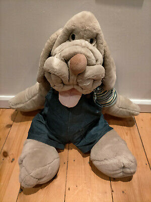 £8 • Buy  Vintage Wrinkles 1980's Large Toy Puppet, Original Clothes, Tag, Plush