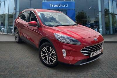 £28500 • Buy 2020 Ford Kuga 2.0 EcoBlue 190 Titanium First Ed 5dr Auto AWD With Factory Fitte