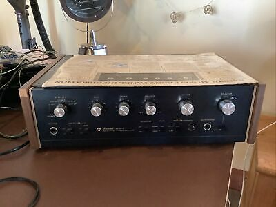 £221 • Buy Sansui AU-505 Solid State Stereo Amplifier