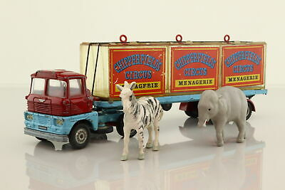 £26 • Buy Corgi Toys 1139; Scammell Handyman Chipperfields Circus Menagerie; Good Unboxed