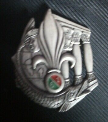 £30 • Buy French Foreign Legion Badge - 6th R.E.G. 1st Compagnie Sarajevo 1995