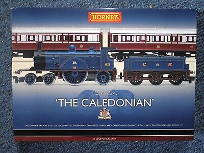 £195 • Buy Hornby R2610 The Caledonian Train Pack Limited Edition DCC Fitted