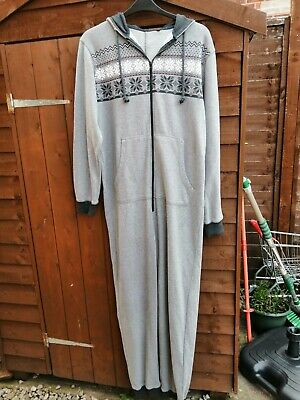 £2.99 • Buy George Grey All In One Body Suit Jump Suit Size M