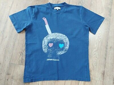 £5.99 • Buy ST George By Duffer Mens T-Shirt Blue Crew Neck Tee Size L Large
