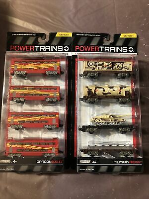 $13 • Buy Power Trains Series One Dragon Bullet Military Freight