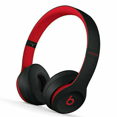View Details Beats By Dr. Dre Solo3 On Ear Wireless Bluetooth Headphones - No Storage Box • 29.99£
