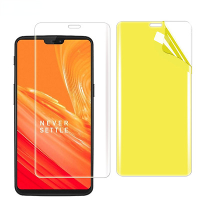 AU5.41 • Buy 2PCS For Oneplus 3 3T 5 5T 6 6T 7 7T Pro Soft TPU Film Guard Screen Protector