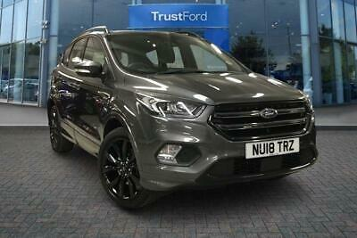 £22300 • Buy 2018 Ford Kuga 1.5 EcoBoost 182ps ST-Line X AWD 5dr Auto ONE OWNER + FULL SERVIC
