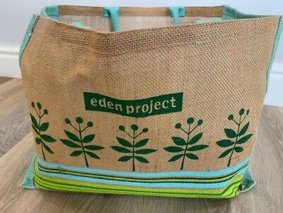 £5 • Buy Eden Project Hessian Bag For Life