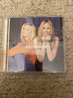 £10 • Buy Vonda Shepard : Heart And Soul New Songs From Ally McBeal.  CD Album