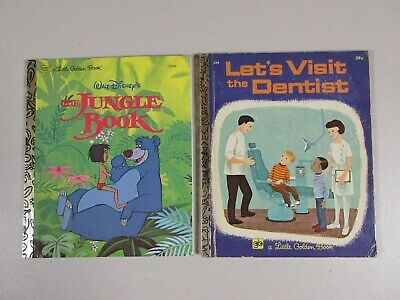 £0.71 • Buy Lot Of 2, Vintage, Collectible Childrens Board Books, A Little Golden Books