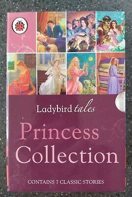 £5.50 • Buy Childrens Ladybird Tales Box Set Princess Collection Of 7 Classic Stories Age 3+