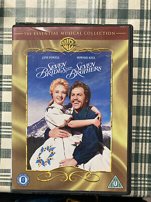 £0.99 • Buy Seven Brides For Seven Brothers (DVD)