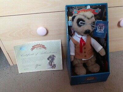 £0.99 • Buy Yakov Meerkat Toy, Compare The Market. New In Original Box With Certificate