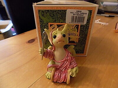 £10 • Buy Pocket Dragon Will You Thread My Needle (rare) (boxed) By Real Musgrave