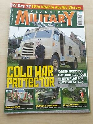 £8.99 • Buy Classic Military Vehicle Magazine Issue 231 August 2020 Sd.KfZ WW2 Jeep