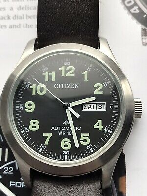 $68.10 • Buy Citizen Pro Master Automatic Military Style Watch