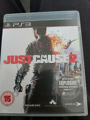 £1.70 • Buy Just Cause 2 Ps3