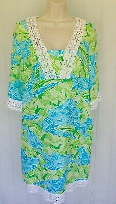 $24.99 • Buy  Lilly Pulitzer  Women Embroidery  Linen Dress, Size Small