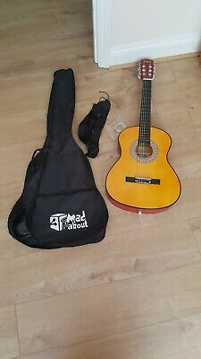 £14.99 • Buy Childrens Classical Guitar Kids 3/4 Size +Guitar Bag Strap & Spare String