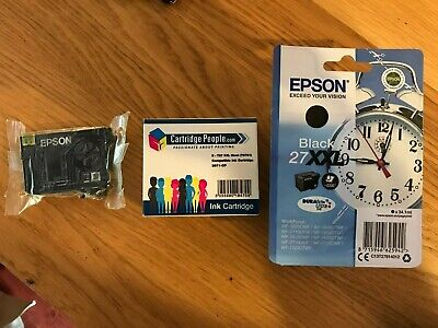 £10 • Buy Epson DURABrite Ultra Ink C13T27914012 Ink Cartridge - 27XXL And Others