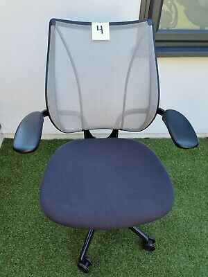 £180 • Buy Humanscal Libert Office Mesh Back Office Swivel Chair, Very Good Condition