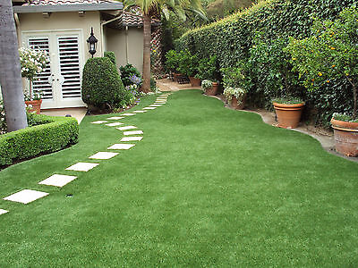 £0.99 • Buy Hawaii Astro 40mm Artificial Grass Realistic Natural Turf Lawn 4M WIDE
