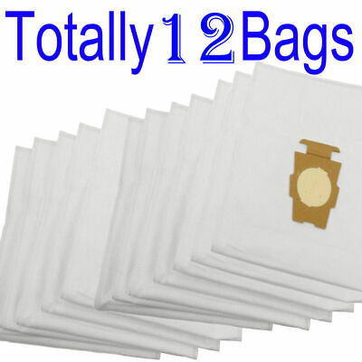 £8.99 • Buy 6-12 Vacuum Cleaner Cloth Dust-Bags For Kirby 197394 197301 Generation Series