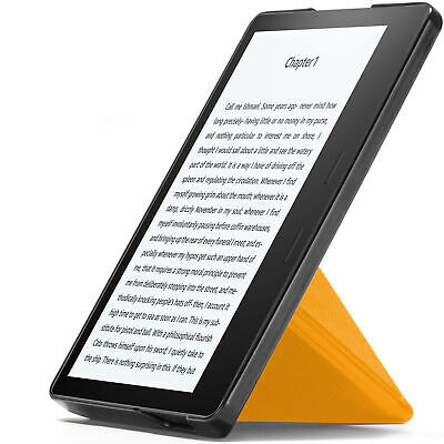 AU11.94 • Buy Kindle Oasis 2019 Case Cover, Slim & Light, Protective Stand - Yellow + Stylus