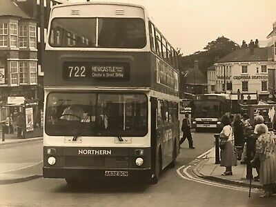 £1.50 • Buy Bus Photo : A632BCN Go Northern (3632), 1984 MCW Metrobus DR102/43 / MCW H46/31F