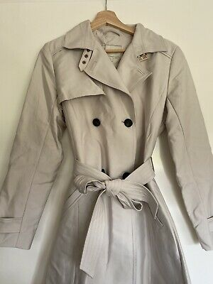 AU50 • Buy Forever New Trench Coat Size 12