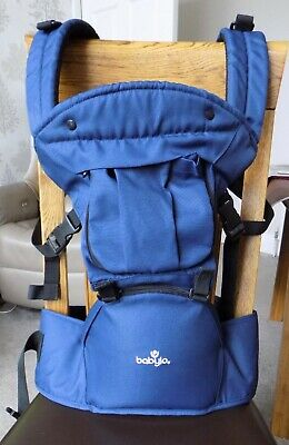 £14.99 • Buy **babylo 3 In 1 Baby Carrier With Hip Seat 3.6 To 15 Kg Excellent Condition**