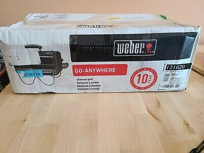 $ CDN81.49 • Buy New In Box Weber  Go Anywhere  Charcoal Grill121020