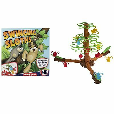£8.99 • Buy Traditional Family Board Games, Swinging Sloths, Children's Toys Party Fun