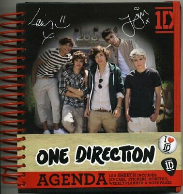 £4.89 • Buy 1D - One Direction - Weekly/Monthly Agenda Planner - W/ Accessories