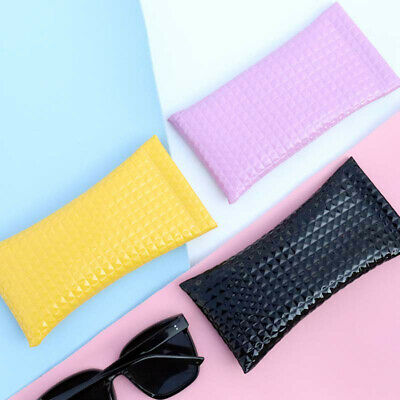 £2.19 • Buy Portable PU Leather Sunglasses Bag Fashion Glasses Case Reading Glasses Pouch