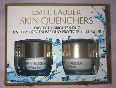 £11.90 • Buy ESTEE LAUDER Skin Quenchers Set, Day Wear And Day Wear Eye