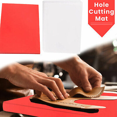 £10.85 • Buy Plastic Or Rubber Mat Board For Hole Punch Stamping Cutting Tool Leather Craft