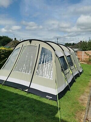 £490 • Buy Outwell Montana Lake Polycotton Tent With Carpet