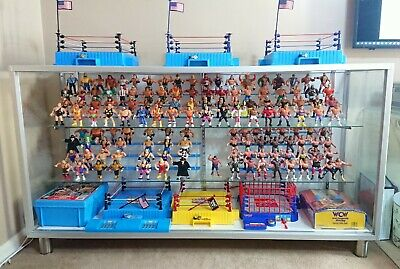 £12000 • Buy WWF Hasbro & WCW Galoob Complete Collections -  Mail Away Accessories Series 11